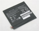 2 wt10-a-106 3.75V 2-cell Australia toshiba notebook computer original battery