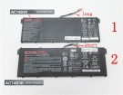 Ac14b3k 14.4V,or15.2V 4-cell Australia acer notebook computer original battery