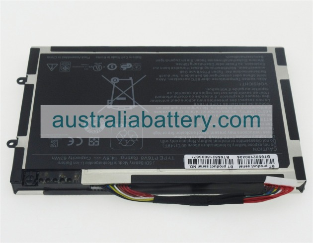 PT6V8 14.8V 8-cell Australia DELL notebook computer original battery - Click Image to Close