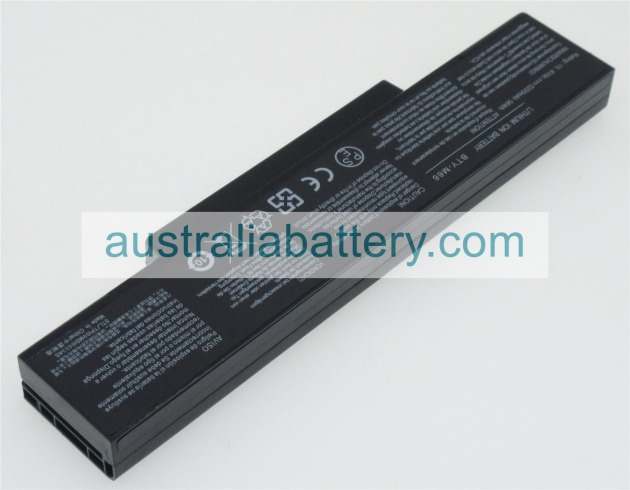 BTY-M66 10.8V 6-cell Australia MSI notebook computer replacement battery - Click Image to Close