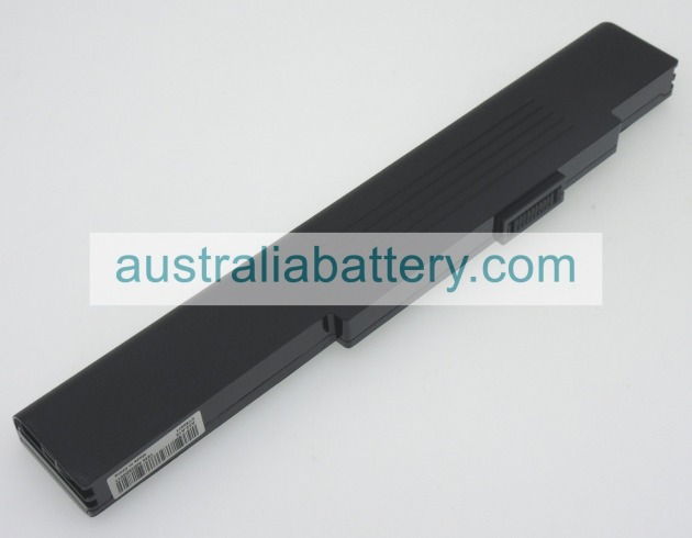 A6400-Ci507 S 10.8V 6-cell Australia MSI notebook computer original batteries - Click Image to Close