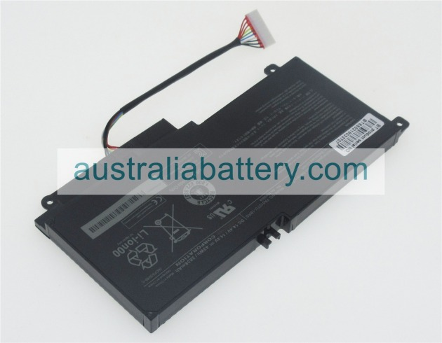 Satellite L50-A-10Q 14.4V 4-cell Australia TOSHIBA notebook computer original batteries - Click Image to Close
