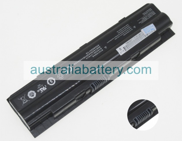 Ec10-3s5200-g1l5 10.8V 6-cell Australia haier notebook computer original battery - Click Image to Close