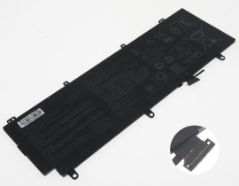 Zephyrus s gx531 15.4V 4-cell Australia asus notebook computer original batteries